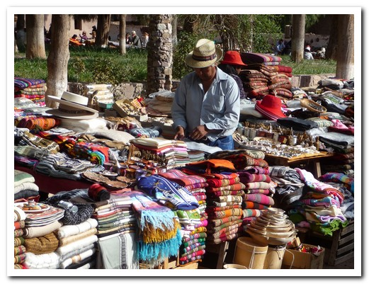 Local handicrafts for sale