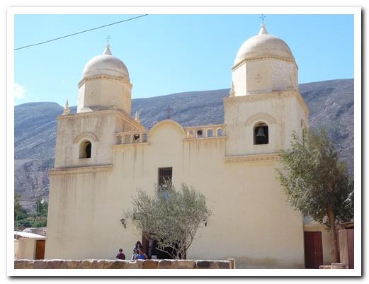 Church at Tilcara