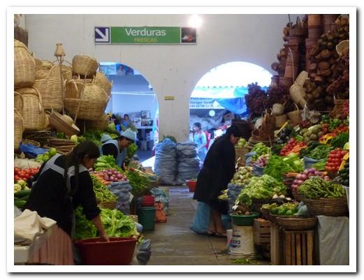 Sucre market