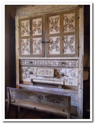 Organ found during restoration is still used