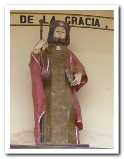 Santiago Peregrino (St James the Pilgrim)
