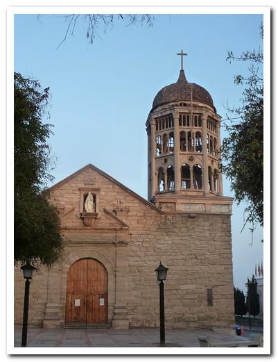 Church of  Santo Domingo - La Serena