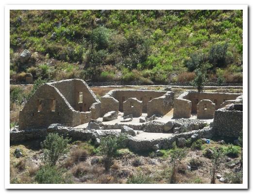Q´anabamba Inca site