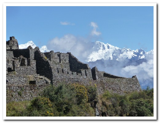 Sayaqmarka Inca site