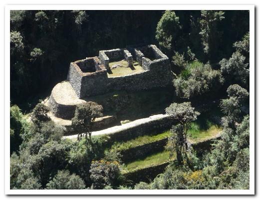 Qonchamarca Inca site
