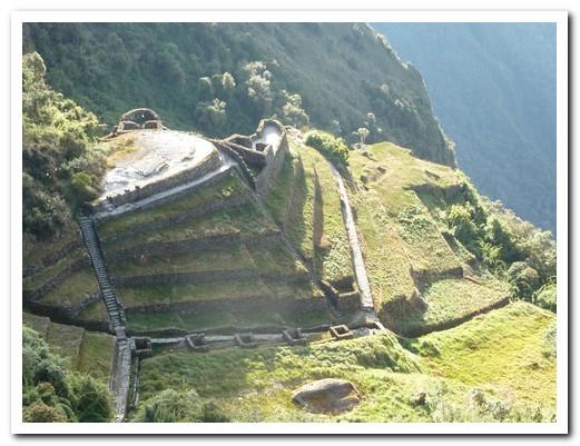 Phuyupatamarka Inca site