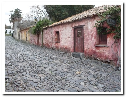 The Portugese ¨street of sighs¨ in Colonia