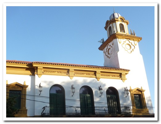 Mercedes city hall