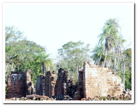 Santa Ana ruins