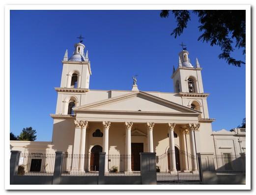 Church at Corrientes