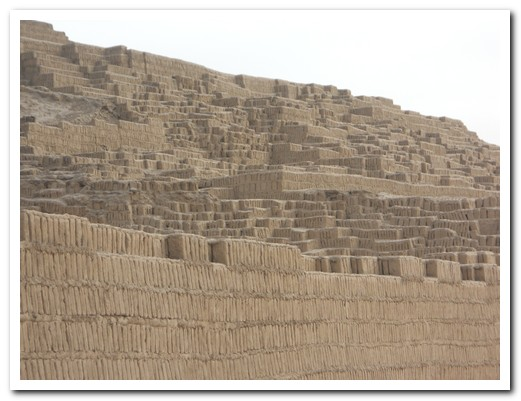 Pyramid of Huaca Pucllana