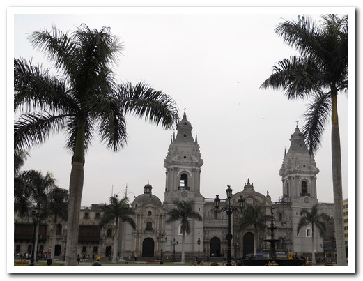 Lima´s Cathedral