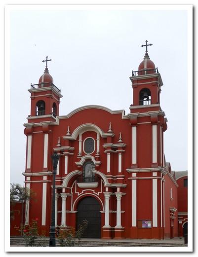 Santuario de Santa Roas de Lima