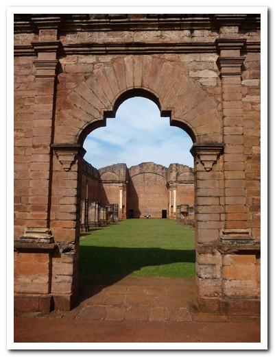 Doorway shows Spain´s moorish history
