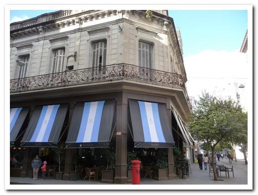 Rosario street cafe