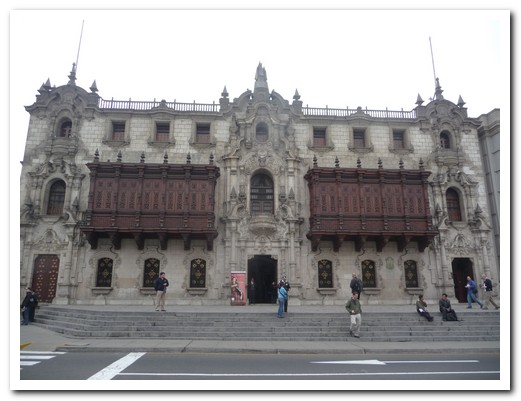The Archbisop´s Palace